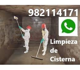 🥇 LIMPIEZA DE CISTERNA 🥇 en Surco, La Molina, San Borja,