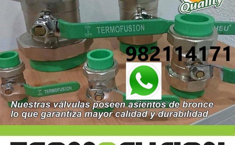 Termofusión Servicio de  Instalación Tuberia HDPE en San Borja
