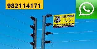 Mantenimiento de cerco electrico en Miraflores, San Isidro