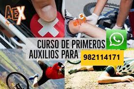 PRIMEROS AUXILIOS, Extintor, Evacuación Charla, Capacitación en Miraflores