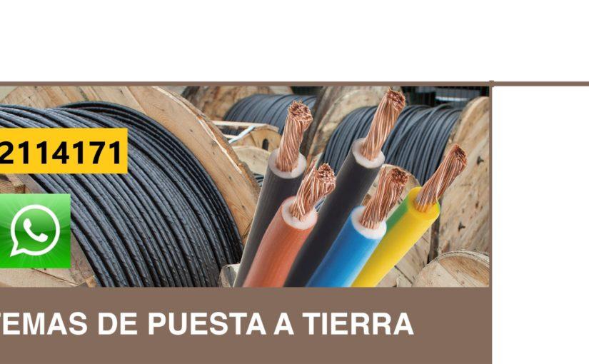 🥇 POZO A TIERRA 🥇 Mantenimiento, Instalación en San Borja