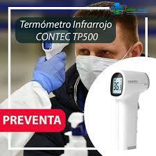 TERMOMETRO MEDICO A Distancia Infrarrojo en Lima