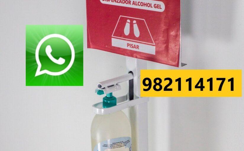 🥉BANDEJA DESINFECTANTE 2 en 1🥉GEL Antibacterial en Lima