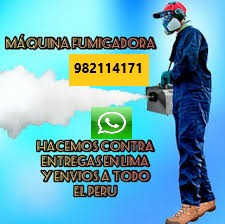FUMIGACION COVID 19 San Juan de Lurigancho